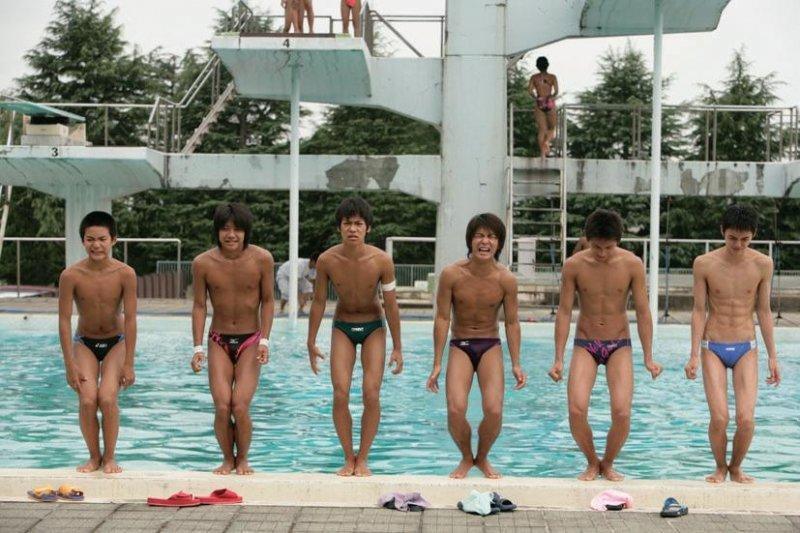 跳水男孩劇照