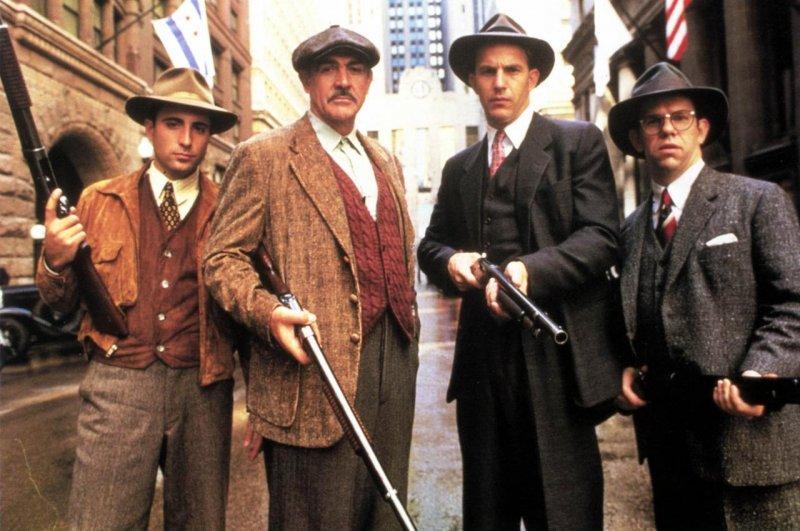 經典黑幫系列:教父、教父續集、鐵面無私劇照