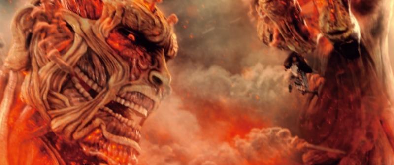 進擊的巨人2:世界終結劇照