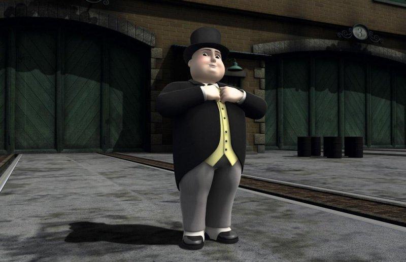 湯瑪士小火車65週年紀念 鐵路小英雄劇照