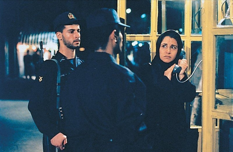 噤聲/吶喊:2011伊朗電影節劇照