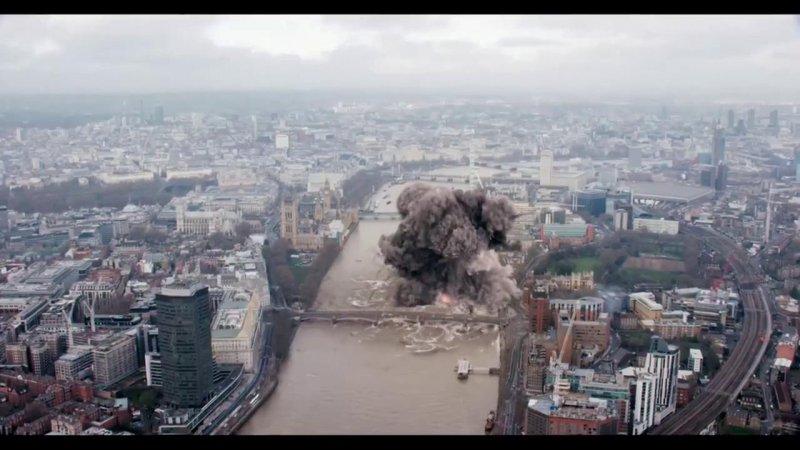 全面攻佔2:倫敦救援劇照