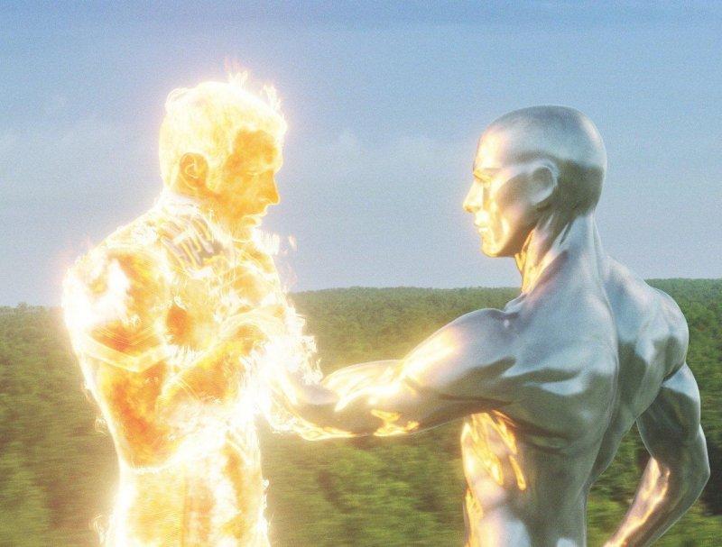 驚奇4超人:銀色衝浪手現身劇照