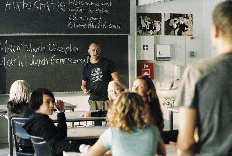 惡魔教室劇照