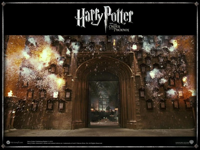 哈利波特:鳳凰會的密令劇照