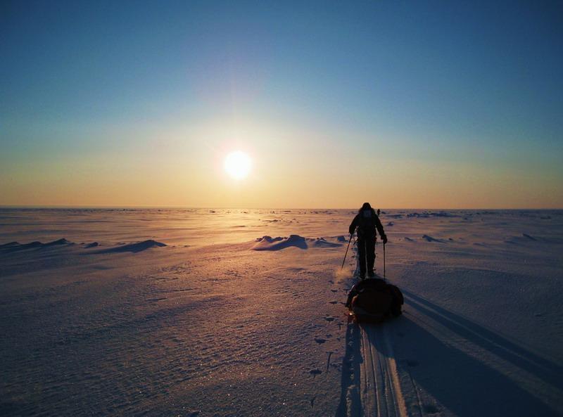 征服北極劇照