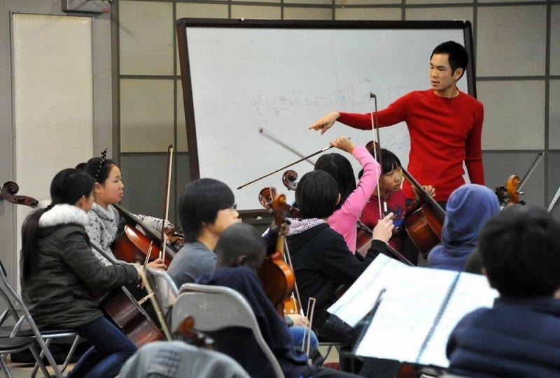 哈囉?!交響樂團劇照