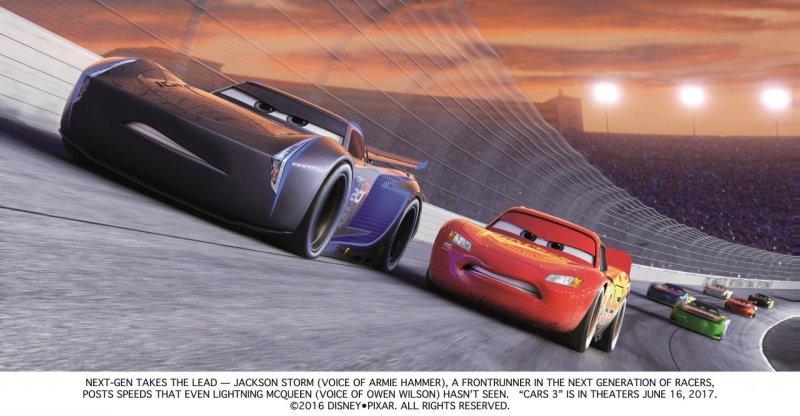 Cars3閃電再起劇照