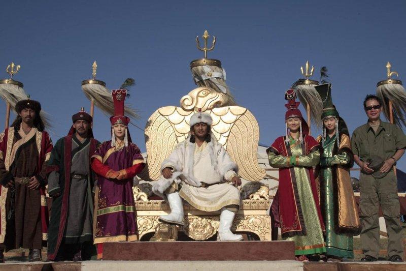 成吉思汗:征服到地與海的盡頭劇照