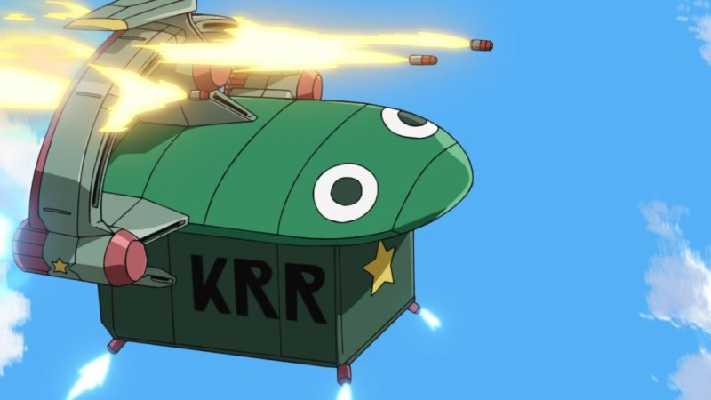 KERORO軍曹超劇場版5 誕生!究極KERORO 奇跡時空島劇照