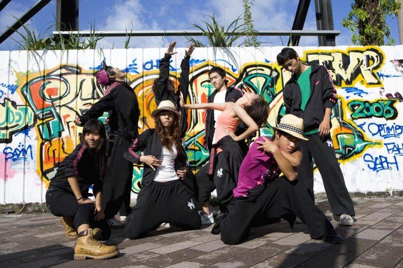 街舞狂潮劇照