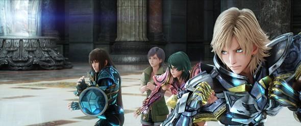 聖鬥士星矢:聖域傳說劇照