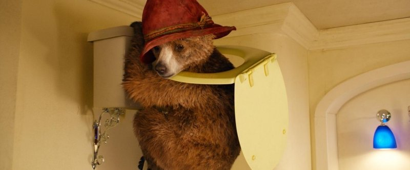 柏靈頓:熊愛趴趴走劇照